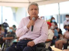 Covid-19: Moreno decreta estado de exceção com toque de recolher no Equador
