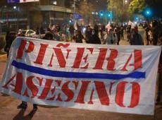 """""""Panelaço expôs a fúria do Chile contra Piñera e sua política da morte"""", afirma líder sindical"""