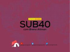 SUB40: Programa de entrevistas de Opera Mundi com jovens lutadores por um mundo melhor