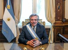 """Presidente argentino diz que não existe dúvida entre """"preservar a economia ou a vida"""""""