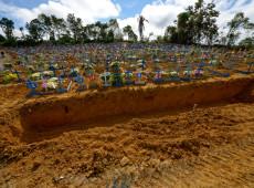 Brasil pode chegar a 125 mil mortes por covid-19 até o início de agosto, diz estudo