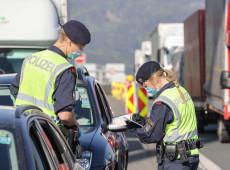 Alemanha anuncia afrouxamento de controles de fronteira