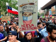 Por coronavírus, Chile reprograma para outubro plebiscito sobre nova Constituição