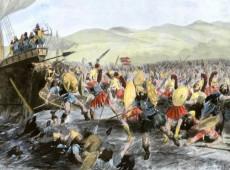 Hoje na História: 490 a.C - Atenienses vencem a batalha de Maratona