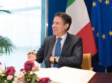 Premiê da Itália é chamado a depor em inquérito sobre estratégia do país no combate à pandemia