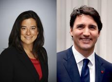 Ministra do Canadá alvo de escândalo na Justiça deixa cargo