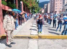Venezuela realiza segunda simulação para eleições legislativas de 6 dezembro