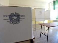 Italianos vão às urnas para 2º turno de eleições