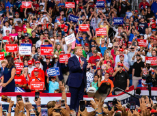 Com propostas de 2016, Trump lança campanha à reeleição nos EUA