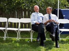 EUA: Obama declara apoio a Biden em eleições presidenciais