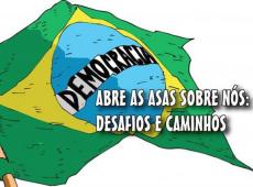 CNTU debate caminhos e desafios da democracia no Brasil