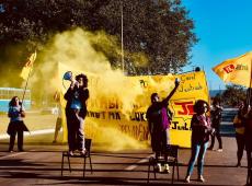"Mídia internacional destaca ""primeira Greve Geral contra Bolsonaro"""