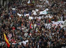 Movimentos colombianos convocam grande paralisação em rechaço a Iván Duque