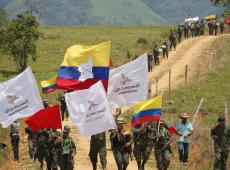 Para as FARC, governo faz demagogia sobre reincorporação