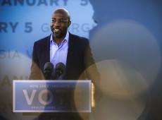 Reverendo democrata faz história ao ser primeiro negro a vencer na Georgia
