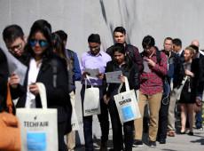 EE.UU. marca récord de desempleados y Nueva York sigue como el epicentro de la pandemia
