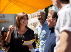 Em votação histórica, ecologista é a primeira mulher a ser eleita prefeita de Marselha