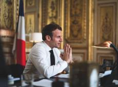 Macron comemora 'primeira vitória' contra o coronavírus e acelera relaxamento da quarentena