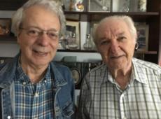 Frei Betto homenageia jornalista Jorge Miranda Jordão, consagrado por caso Escola Base