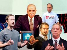Mídia golpista está sendo apoiada pelo Facebook para buscar uma terceira via, denuncia jornalista