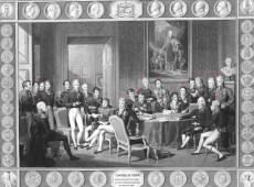Hoje na História: 1815 - França, Reino Unido e Áustria fazem aliança secreta contra Prússia e Rússia
