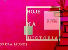 Saiba como ouvir o podcast 'Hoje na História', de Opera Mundi