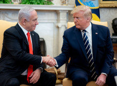 Israel avança com EUA em plano de anexação de territórios da Palestina